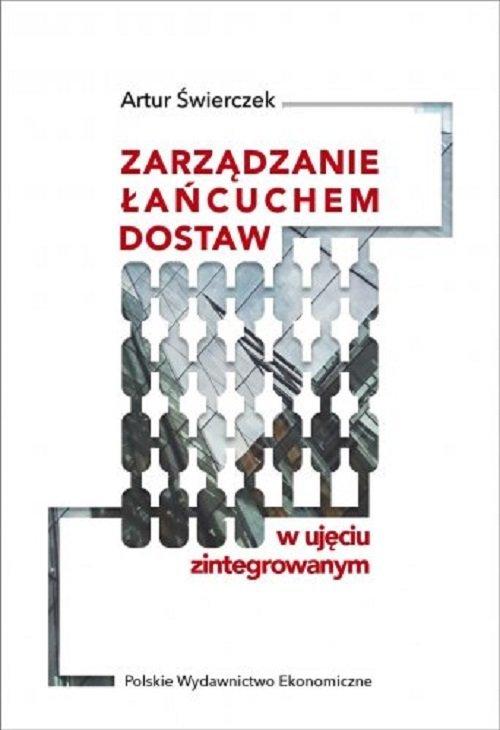 Zarządzanie łańcuchem dostaw w - okładka książki
