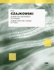 Album dla młodzieży op. 39 na fortepian - okładka podręcznika