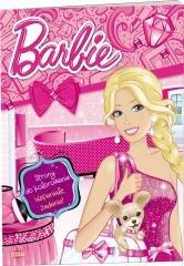 Barbie. Strony do kolorowania - okładka książki