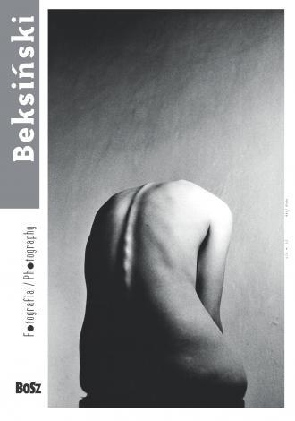 Beksiński. Fotografia - okładka książki