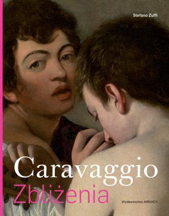 Caravaggio. Zbliżenia - okładka książki