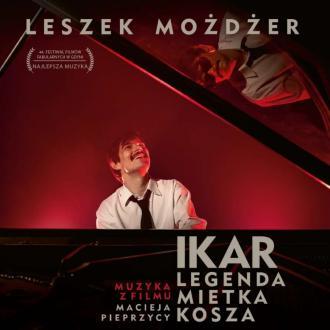 Ikar. Legenda Mietka Kosza (CD - pudełko audiobooku