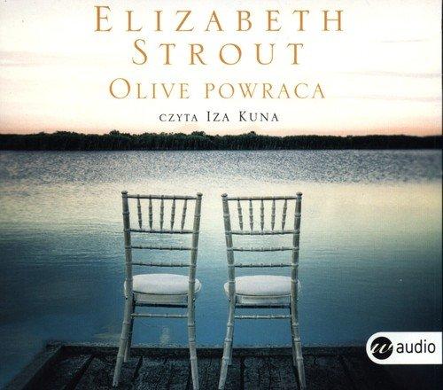 Olive powraca (CD mp3) - pudełko audiobooku