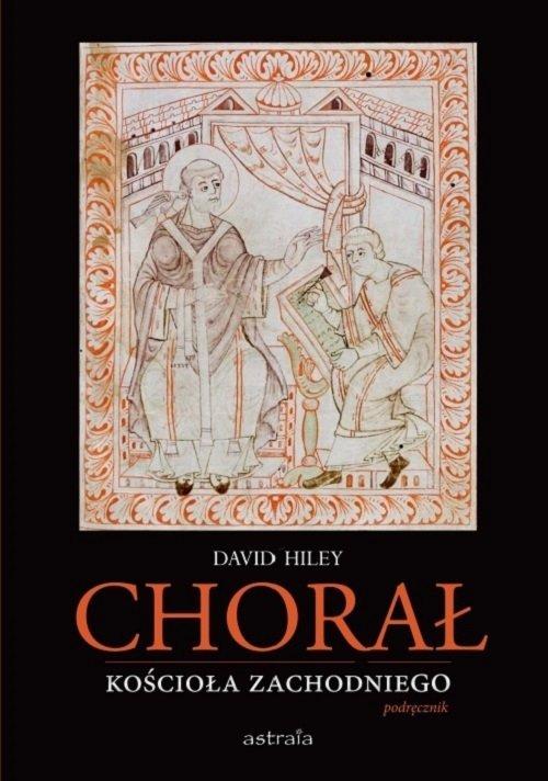 Chorał Kościoła zachodniego. Podręcznik - okładka książki