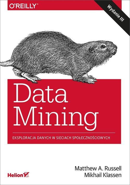 Data Mining. Eksploracja danych - okładka książki