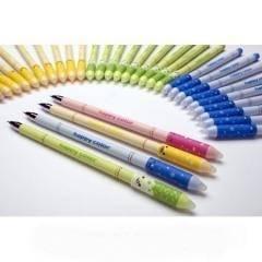 Długopis usuwalny niebieski 4 szt - zdjęcie produktu