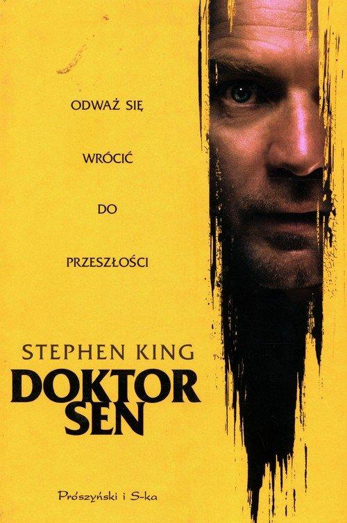Doktor Sen - okładka książki