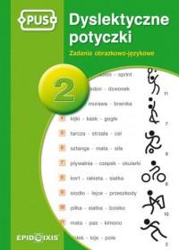 Dyslektyczne Potyczki 2. Zadania - okładka książki