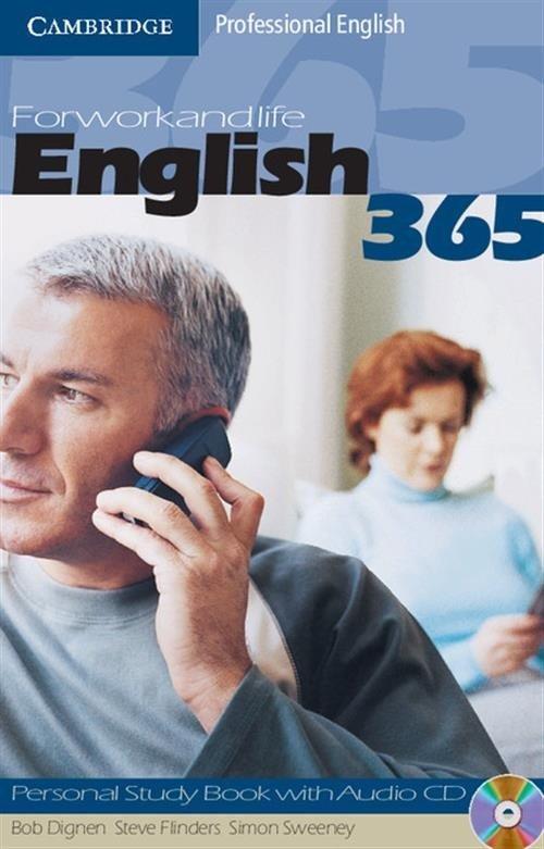 English365 Personal Study Book - okładka podręcznika