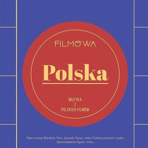Filmowa Polska: Muzyka z polskich - okładka płyty