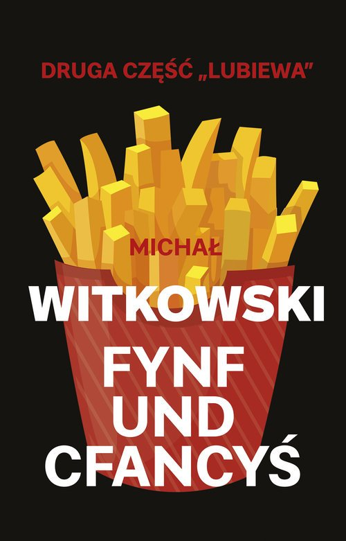 Fynf und cfancyś - okładka książki