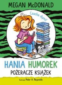 Hania Humorek. Pożeracze książek - okładka książki