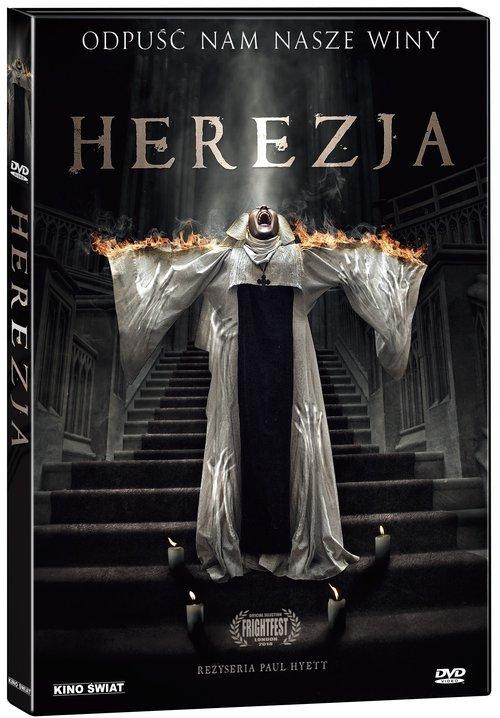 Herezja (DVD) - okładka filmu