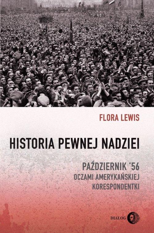 Historia pewnej nadziei. Październik - okładka książki