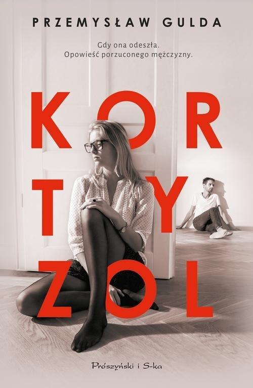 Kortyzol - okładka książki