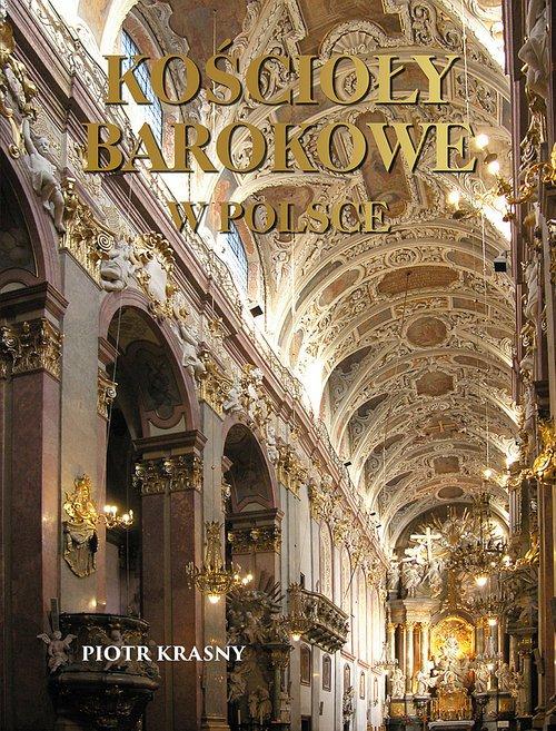 Kościoły barokowe w polsce - okładka książki