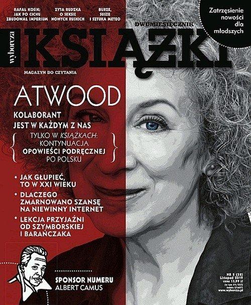 Książki Magazyn do czytania 5/2019 - okładka książki