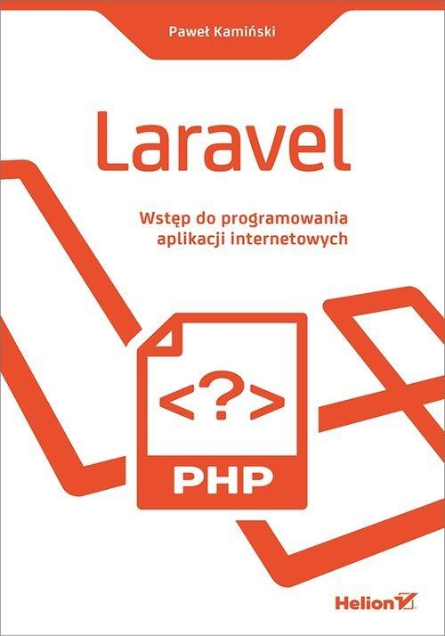 Laravel. Wstęp do programowania - okładka książki