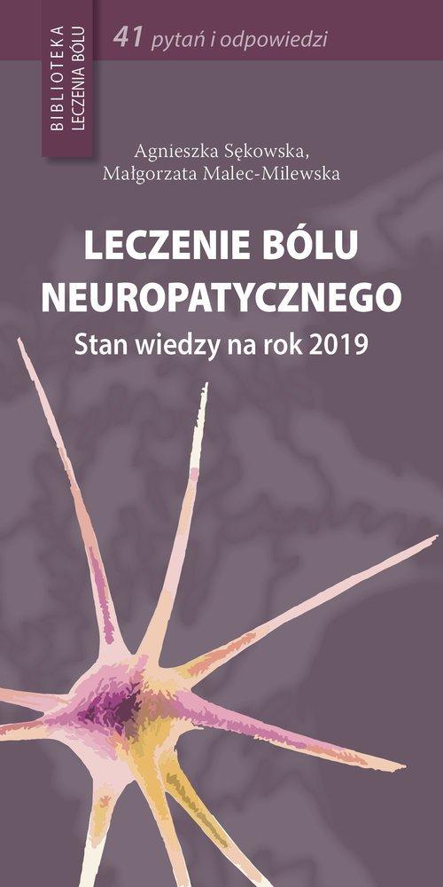 Leczenie bólu neuropatycznego. - okładka książki