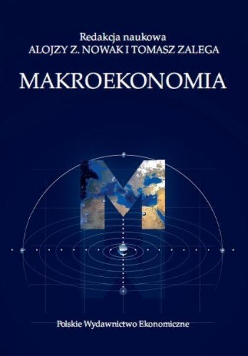 Makroekonomia - okładka książki