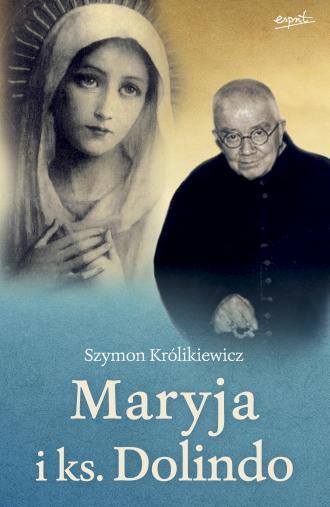 Maryja i ks Dolindo - okładka książki