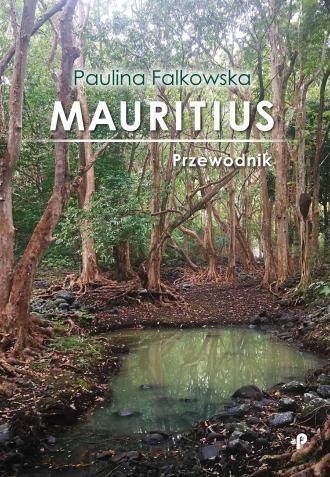 Mauritius przewodnik - okładka książki