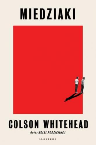 Miedziaki - okładka książki