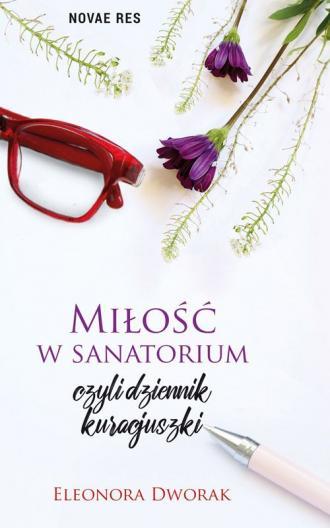 Miłość w sanatorium czyli dziennik - okładka książki