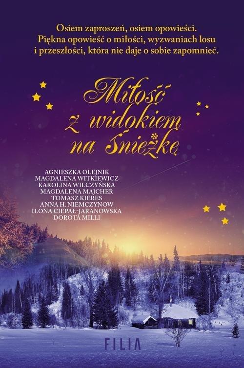 Miłość z widokiem na Śnieżkę - okładka książki