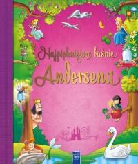 Najpiękniejsze baśnie Andersena - okładka książki