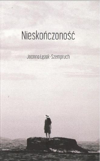 Nieskończoność - okładka książki