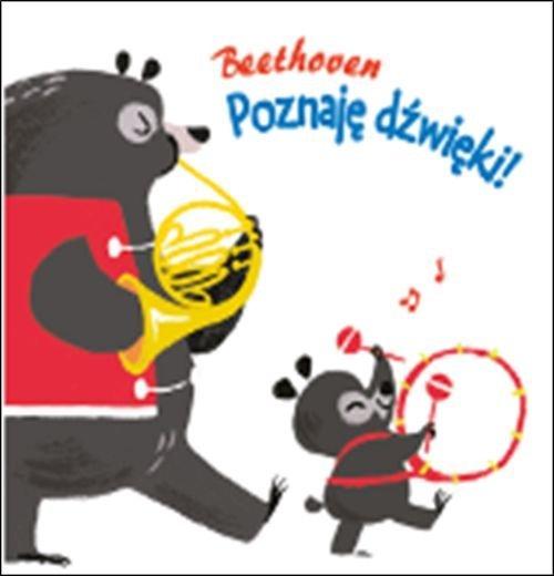 Poznaję dźwięki II Beethoven - okładka książki