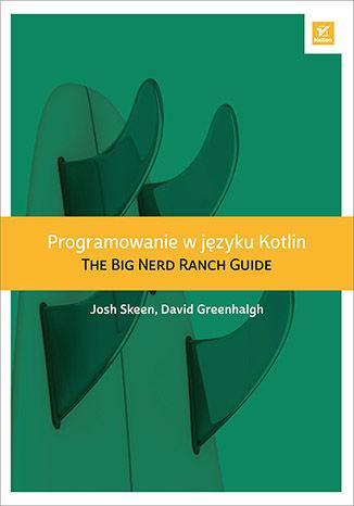Programowanie w języku Kotlin The - okładka książki