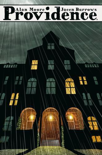 Providence. Tom 2 - okładka książki