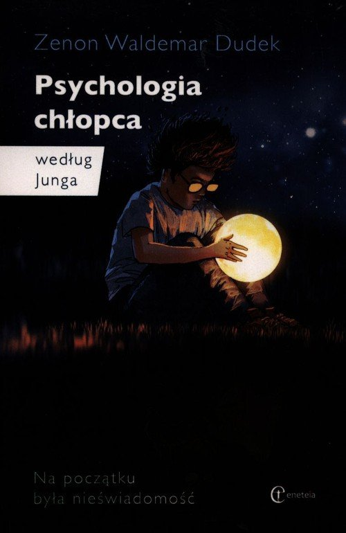 Psychologia chłopca według Junga. - okładka książki