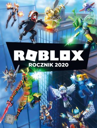 Roblox. Rocznik 2020 - okładka książki