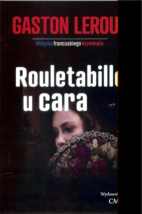 Rouletabille u cara - okładka książki