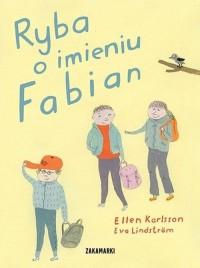 Ryba o imieniu Fabian - okładka książki