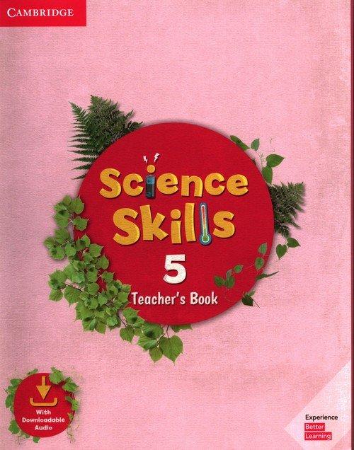 Science Skills 5 Teachers Book - okładka podręcznika