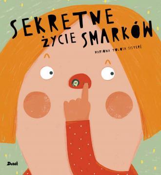 Sekretne życie smarków - okładka książki