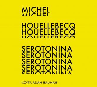 Serotonina CD - pudełko audiobooku