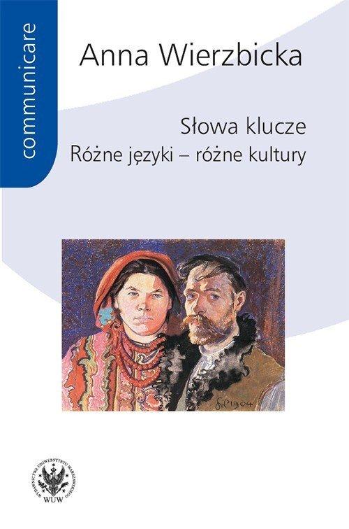 Słowa klucze. Różne języki - różne - okładka książki
