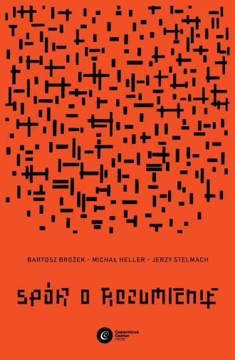 Spór o rozumienie - okładka książki