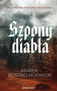 Szpony diabła - okładka książki