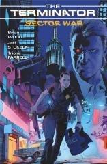 Terminator. Sector war - okładka książki