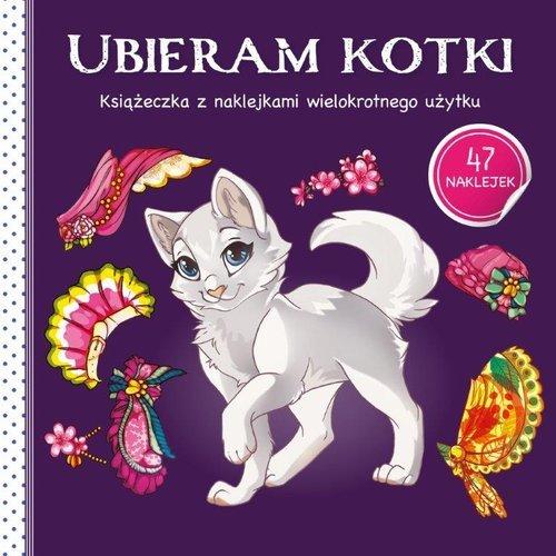 Ubieram zwierzątka III Ubieram - okładka książki