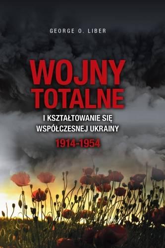 Wojny totalne i kształtowanie się - okładka książki