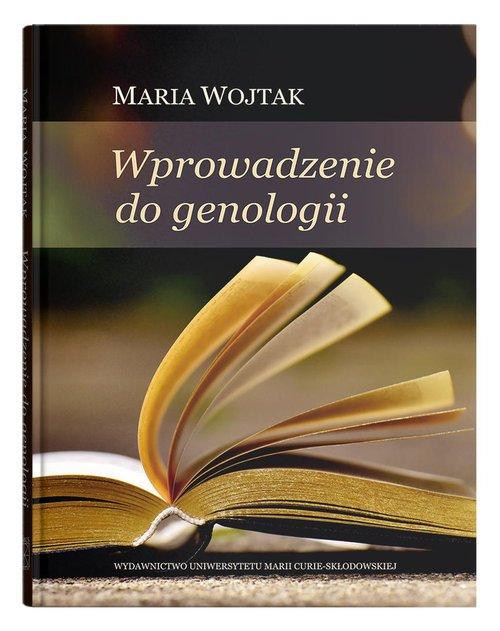 Wprowadzenie do genologii - okładka książki