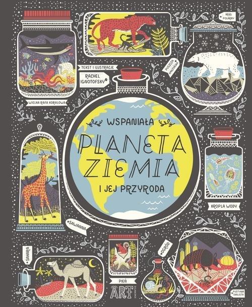 Wspaniała planeta Ziemia i jej - okładka książki