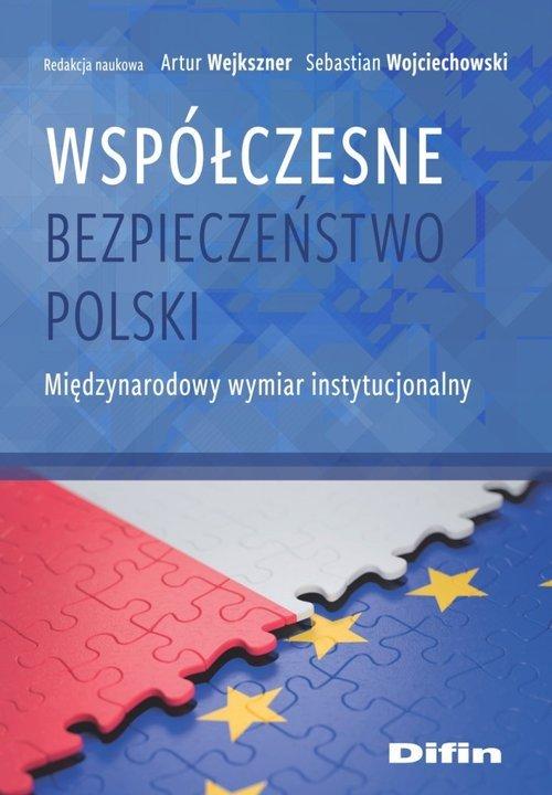 Współczesne bezpieczeństwo Polski. - okładka książki